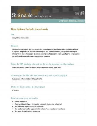 Document : Système immunitaire (Le)