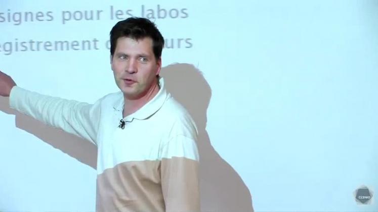 Vidéo : Vidéos pour la préparation des laboratoires et l'enregistrement des cours (Les)